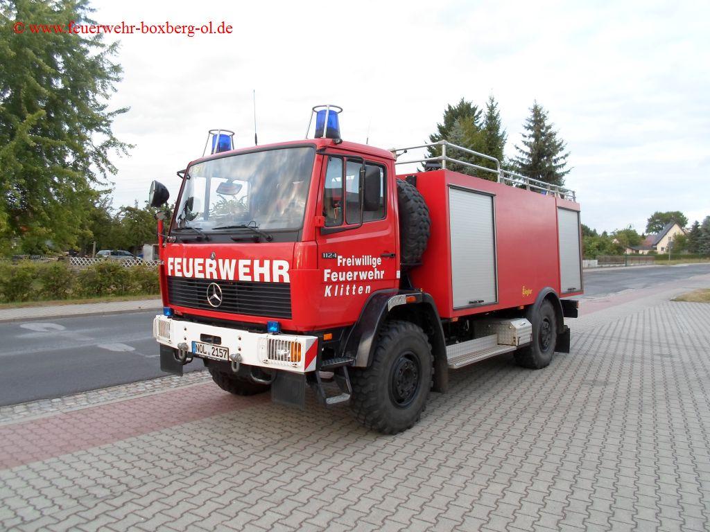 KL | Tanklöschfahrzeug-Wald