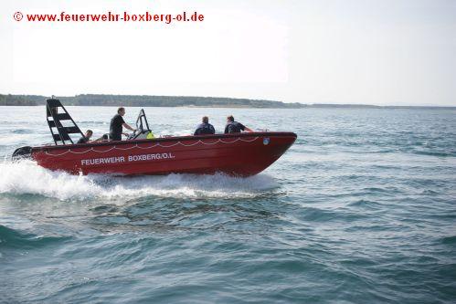 BX | Mehrzweckboot